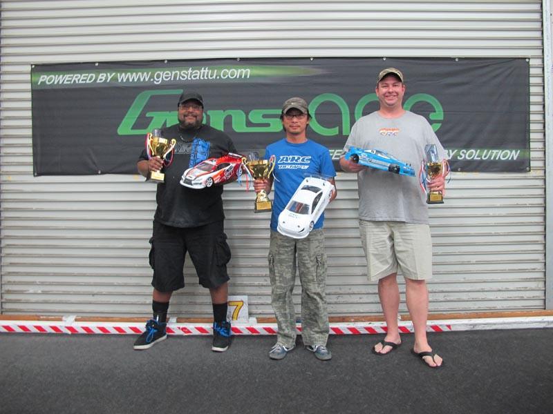 Expert Sedan Gens Ace Championship Race Results