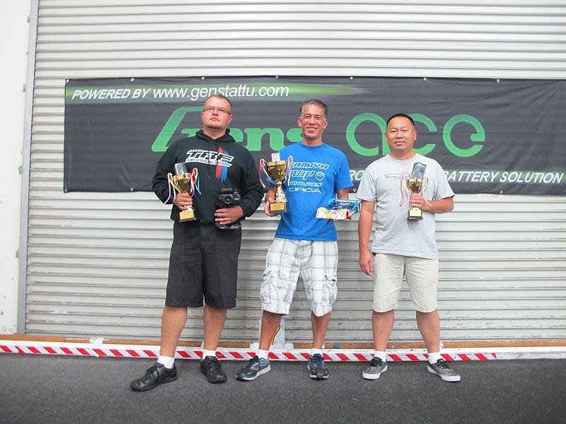 2016 TQ Raceway Gens Ace Championship Race Results