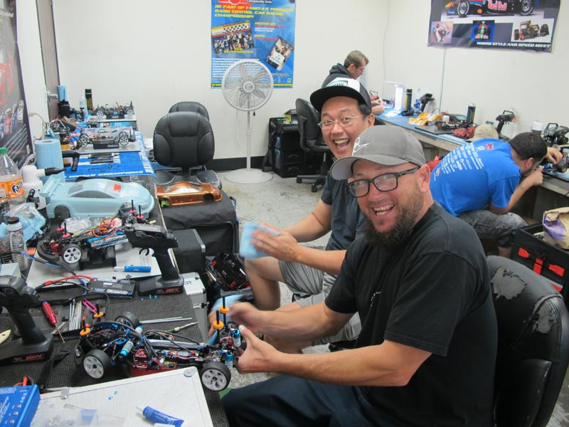 The photos of Gens Ace Championship