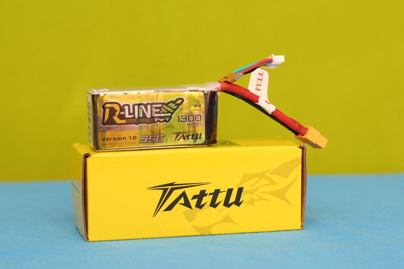 Tattu-R-Line-95C-1300mAh-4s-LiPo