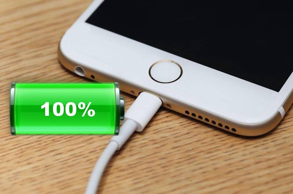 Charge your iPhone at least one full charge cycle every month