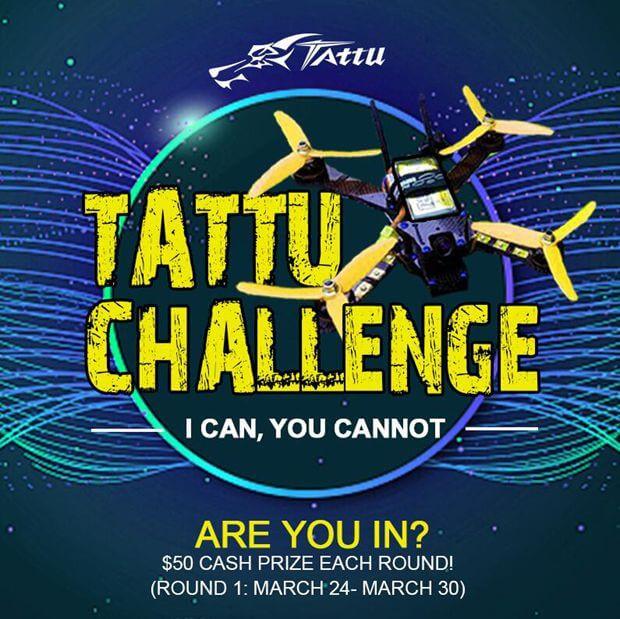 tattu Challenge