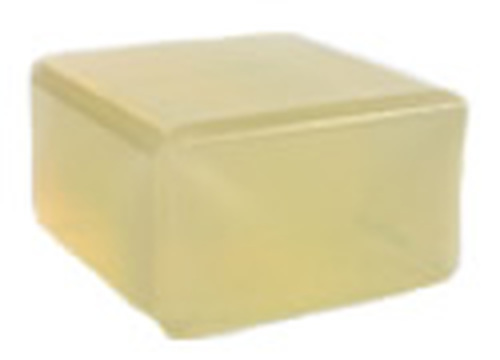 Clear Low Sweat SFIC (all natural) Glycerin Melt and Pour Soap Base