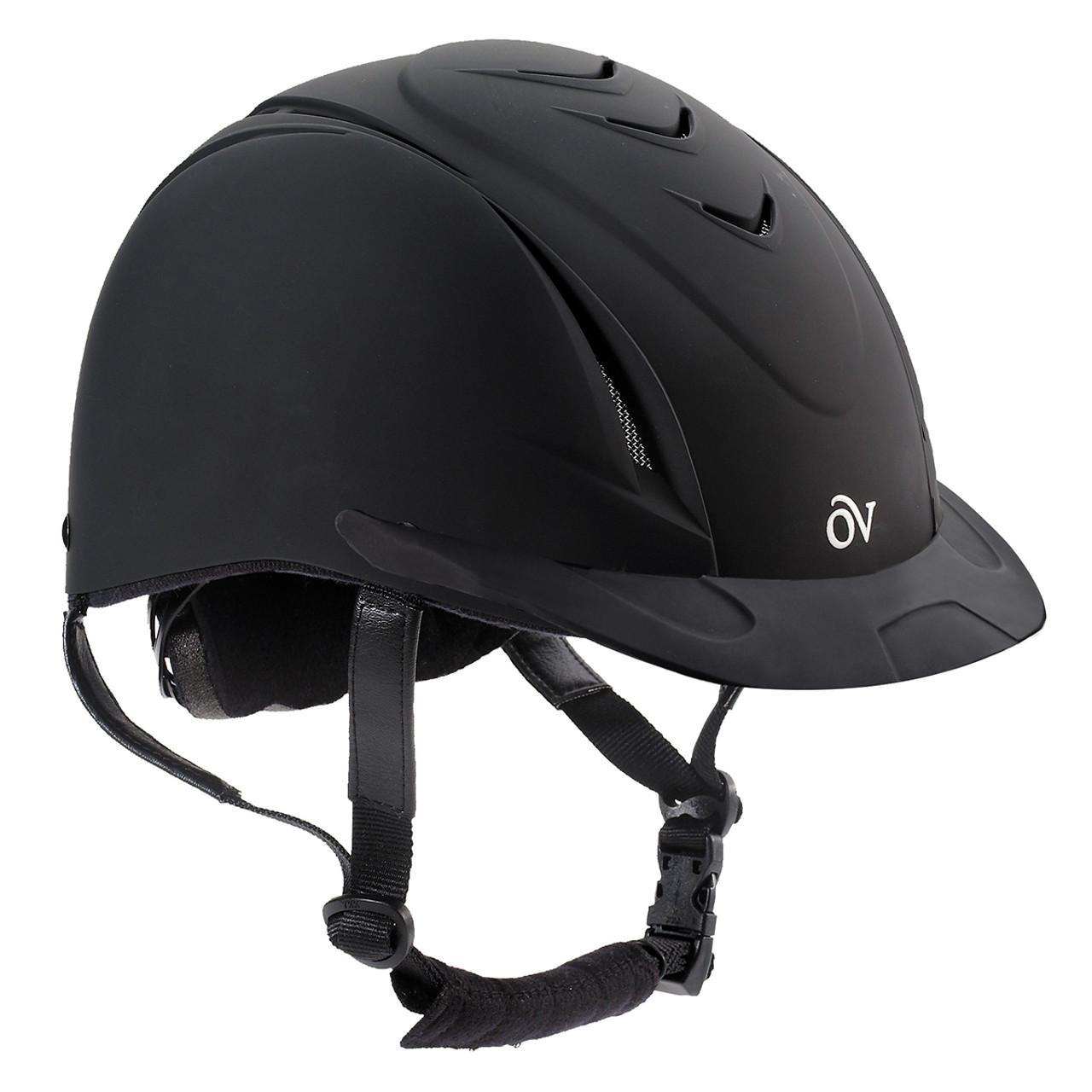 Ovation Deluxe Schooler Helmet Riding Helmets