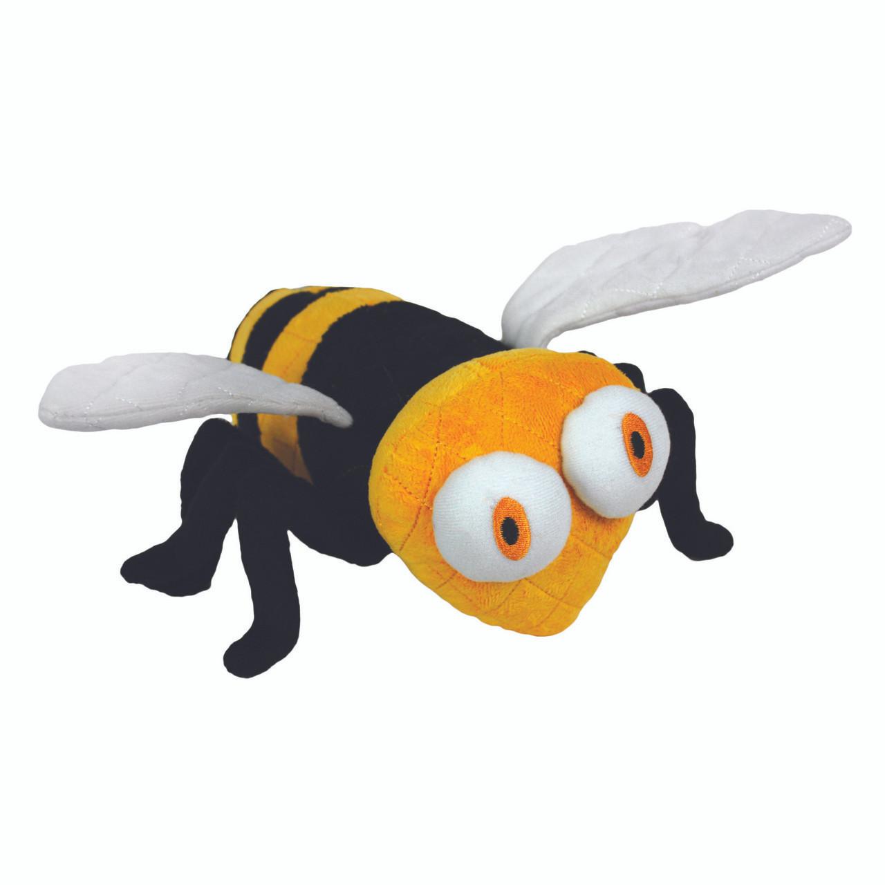 Mighty Bumble Bee Dog Toy Plush Dog Toys