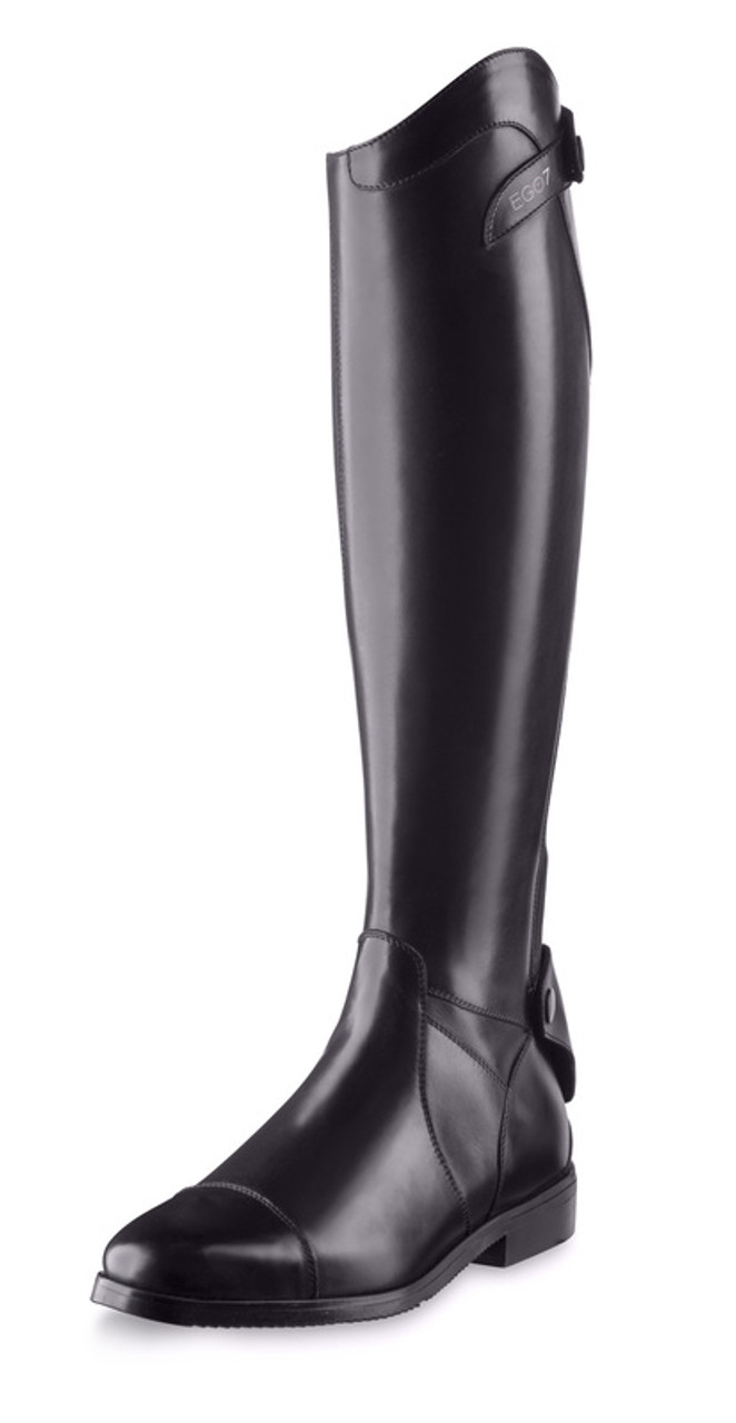 Ego 7 Aries Dress Boots Tall Riding Boots