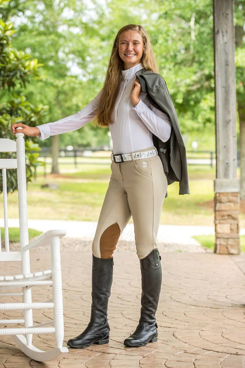 Fits Pippa Kp Breeches Ladies Riding Clothes