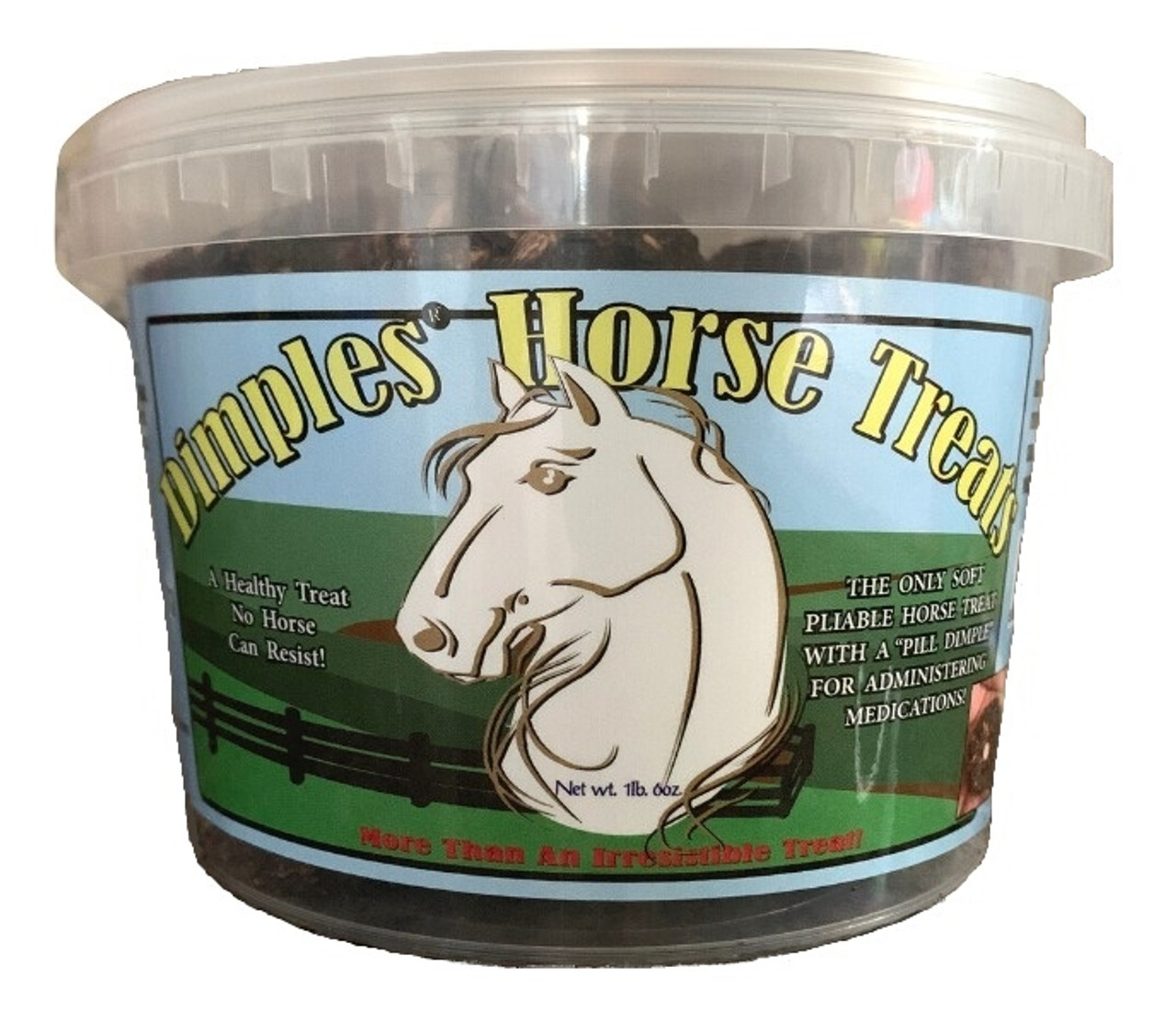 Dimples Horse Treats Horse Cookies
