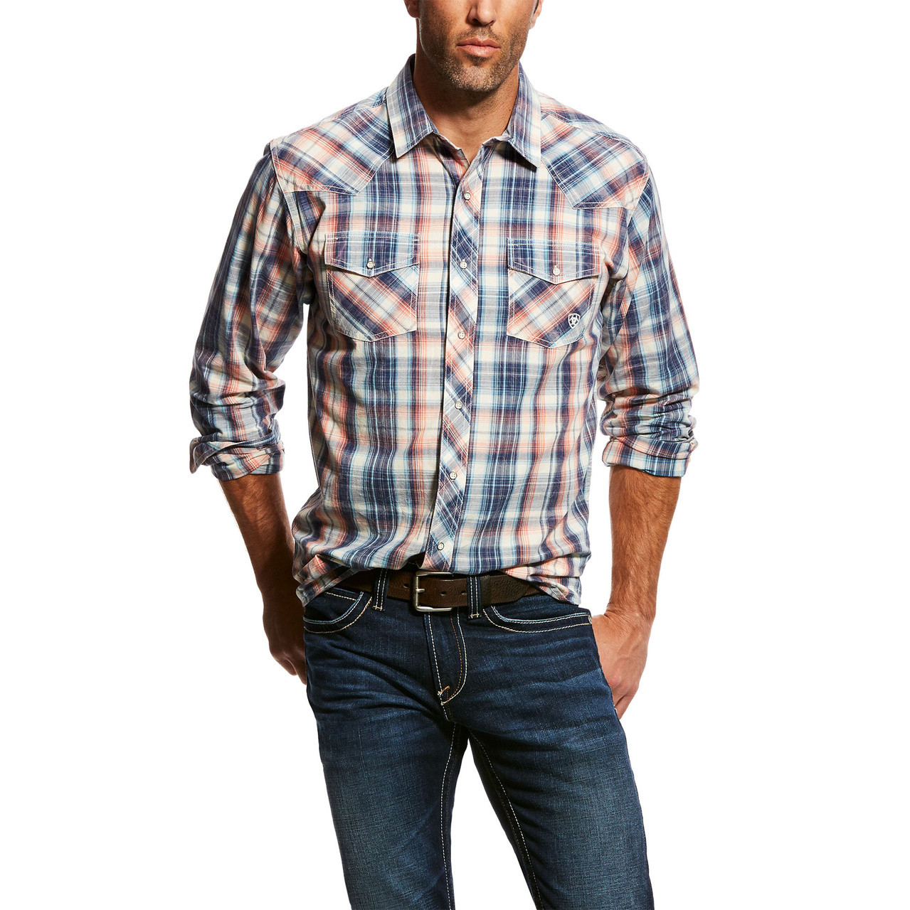 3786cf5d Ariat Jasper Retro Shirt- Men's Western Wear
