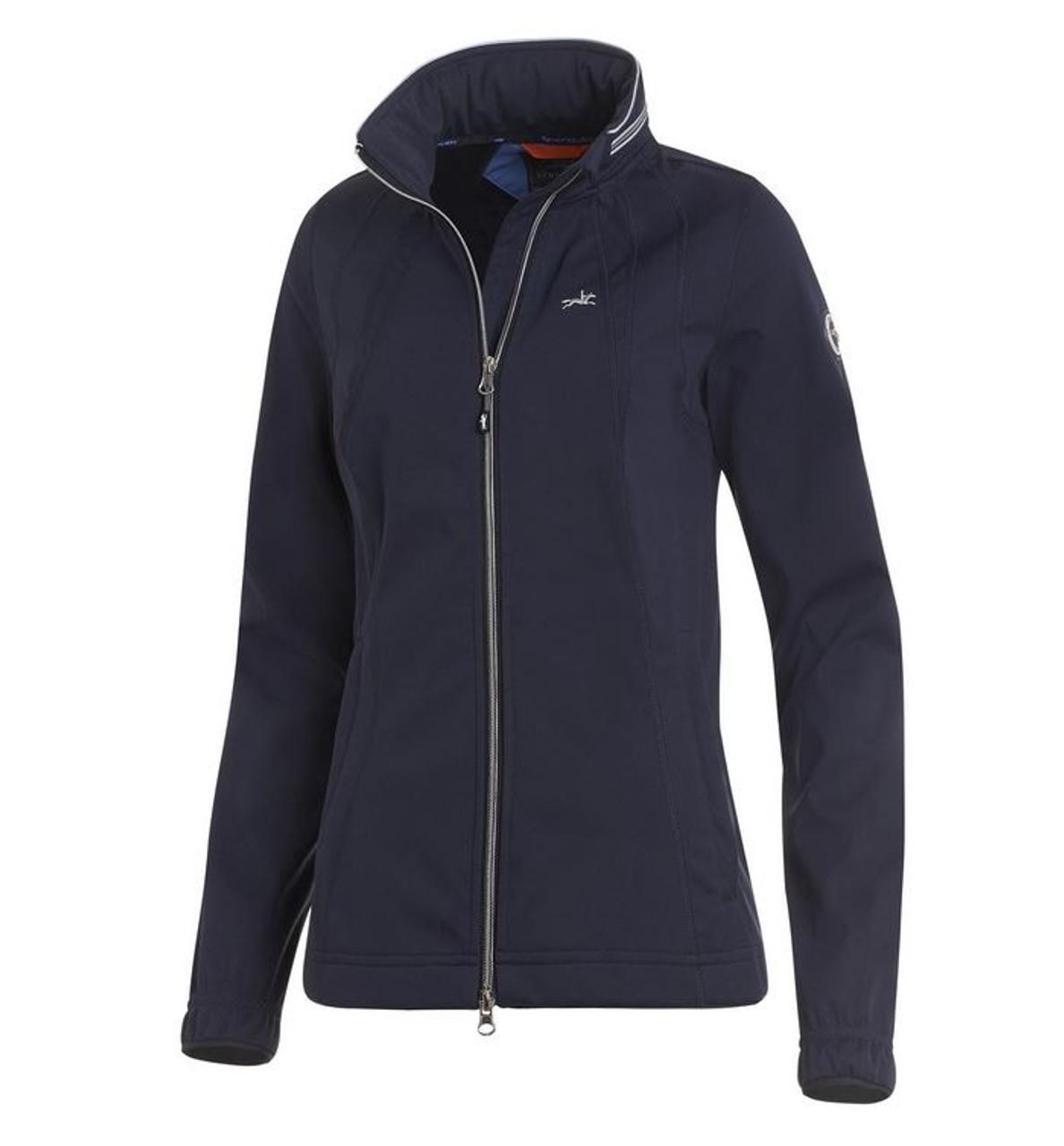 Graphite Blue Was £119.95 New Pikeur Flea Softshell Ladies Jacket