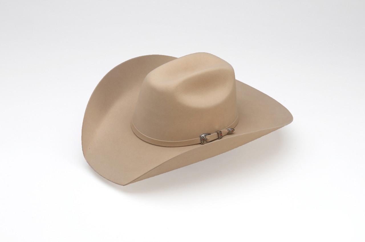 Atwood Felt Cowboy Hat Buckskin - Western Show Hats cf4d7ac6575