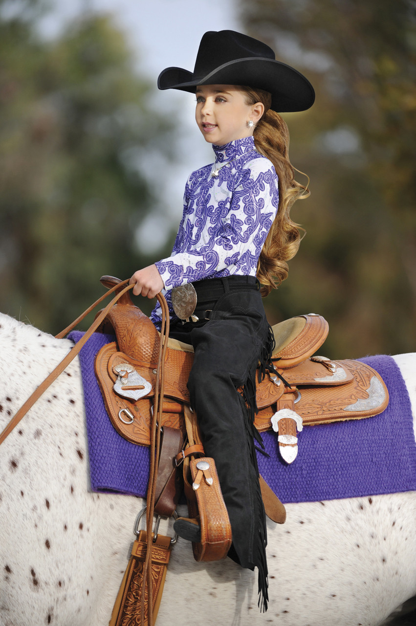 Hobby Horse Simplicity Hobbysuede Leadliner Chaps Western Chaps