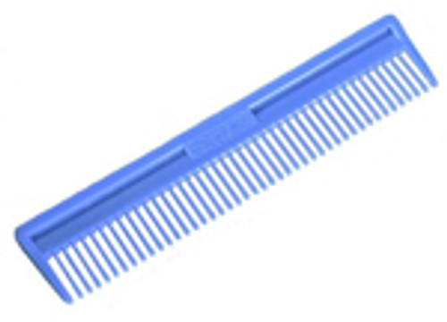 Zikimed Mane and Tail Comb Aluminum 8/″ Long Handle