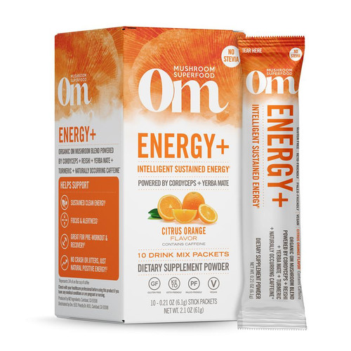 Om Energy 10 Packets Nutritional Drink Mix