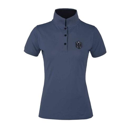 Kingsland KLagape Funktions Poloshirt aus Piqué für Damen blue china Shirt 2020