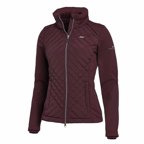 Moonlight Blue Schockemöhle Air Cool Womens Jacket Competition Jackets