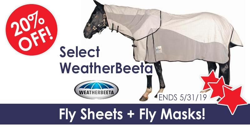 Sale on WeatherBeeta!