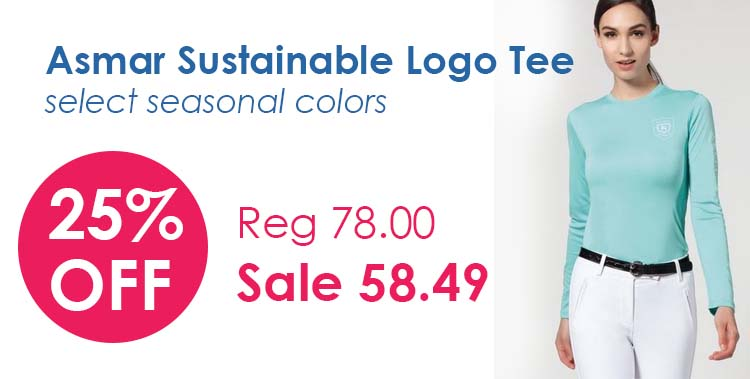 25% Off on Asmar Select Colors!