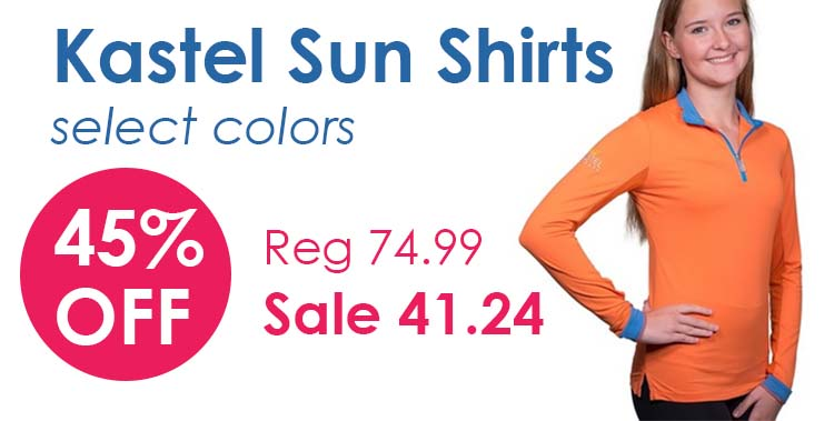 45% OFF on Kastel Select Colors!