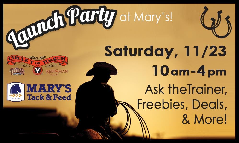 Circle Y Western Party at Mary's - See Details >