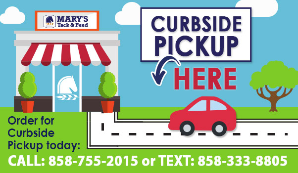 Place your order for Curbside Pickup!