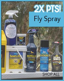 2x Pts Fly Spray