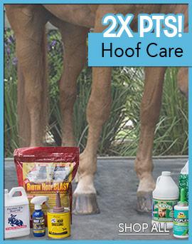 2x Pts Hoof Care