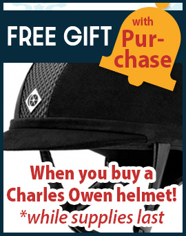 Free Gift with Charles Owen purchase!