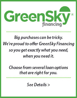 GreenSky Financing Details