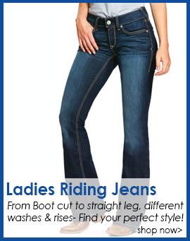 Shop Ladies Riding Jeans