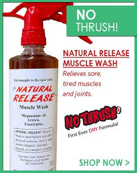 Horse Health - No Thrush