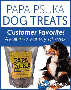Papa Psuka Dog Treats