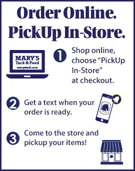 Order Online- PickUp InStore