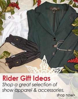 Gift Ideas for the Rider