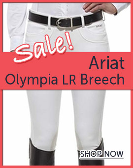 Sale Ariat Breech
