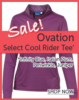 Sale Ovation Cool Rider