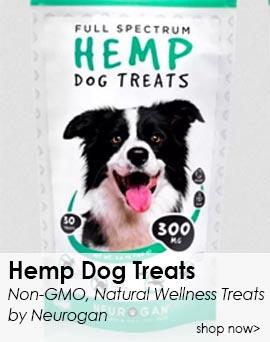Neurogan Hemp Dog Treats