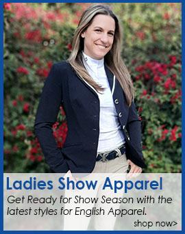 Shop Ladies Show Apparel