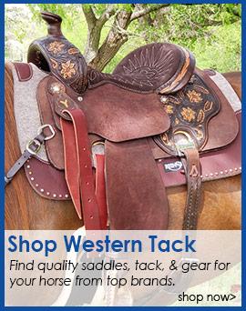 Shop Western Tack