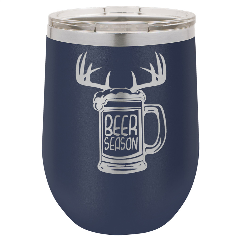 Beer Season - Stemless Tumbler