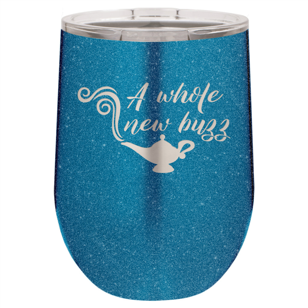 A Whole New Buzz - Stemless Tumbler