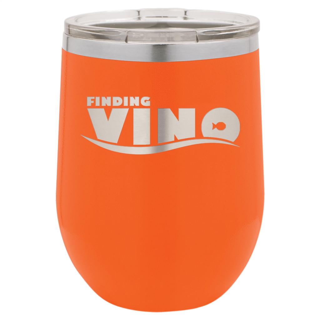 Finding Vino - Stemless Tumbler