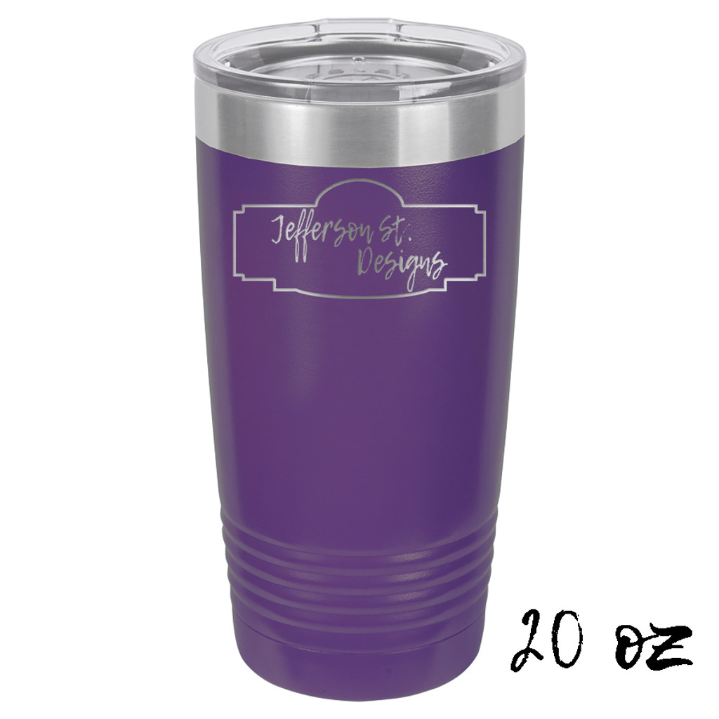 Personalized Maid of Honor - 20 & 30 oz Tumbler