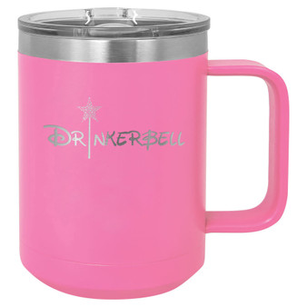 Drinkerbell - 15 oz Coffee Mug