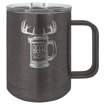 Beer Season - 15 oz Coffee Mug