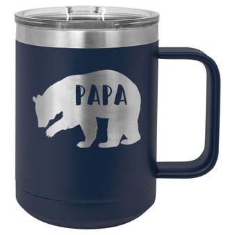 Papa Bear - 15 oz Coffee Mug