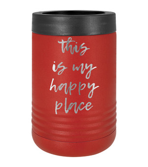 This is My Happy Place - Beverage Holder