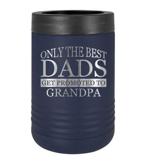 Promoted to Grandpa - Beverage Holder