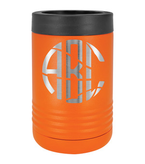 Basketball Monogram - Beverage Holder