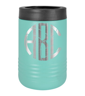 Volleyball Monogram - Beverage Holder